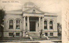 Galion, OH Carnegie library