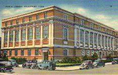 Bridgeport, CT main library