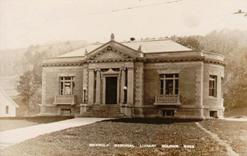 Griswold Memorial Library, Colrain, MA