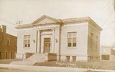 Kenton, OH Carnegie library
