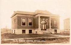 Carnegie library of Ontario, Oregon