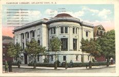 Atlantic City, NJ Carnegie library