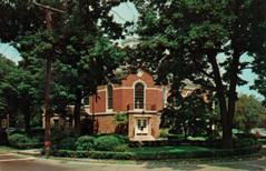 Perrot Memorial Library, Old Greenwich, CT