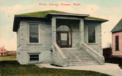 Prosser, WA Carnegie library