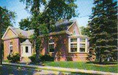 S.  Hadley Falls, MA public library
