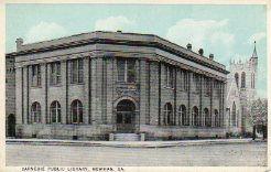 Newnan, GA Carnegie library