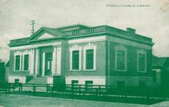 Missoula, MT Carnegie library