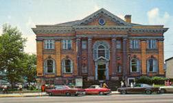 Beaver Falls, PA Carnegie library