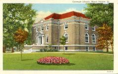 Mt. Vernon, IL, C.E. Brehm Carnegie library
