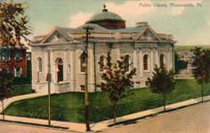 Phoenixville, PA Carnegie library