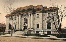 Ottawa, Ontario Carnegie library