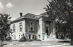 Abilene, KS Carnegie library
