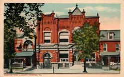 Chester Free Library, Chester, PA