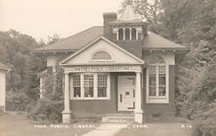 Somers, CT public library