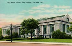 Gary (IN) Carnegie library