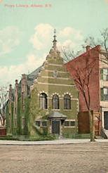 Pruya Library, Albany, NY
