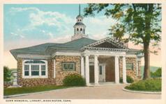 Gunn Memorial Library, Washington, CT