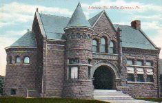 Amelia S. Giins Public Library, Mount Holly Springs, PA