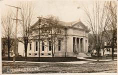 Moore Memorial Library, Greene, NY