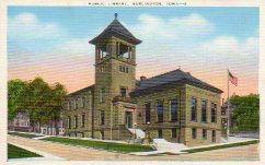 Burlington, IA public library