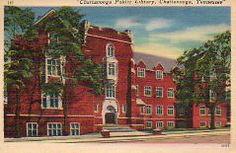 Chattanooga, TN public library
