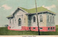 Virginia, MN Carnegie library