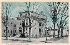 Jane A. Chilcote Public Library, Washington, IA
