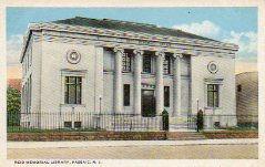 Reid Memorial Library, Passaic, NJ