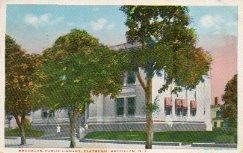 Flatbush (Brooklyn) Carnegie library