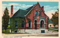 Levi Heywood Memorial Library, Gardner, MA