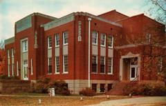 Goodnight Memorial Library & Auditorium, Franklin, KY