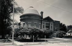 Paxton, IL Carnegie library