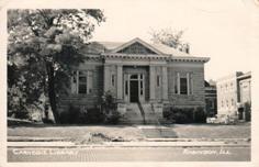 Robinson, IL Carnegie library