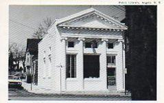 Angola, NY public library