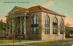 Chickasha, OK Carnegie library