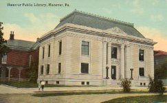 Hanover, PA public library