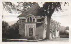 N. Conway, NH public library