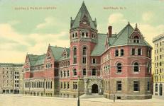 Buffalo, NY public library