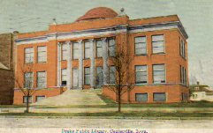 Drake Public Library, Centerville, IA