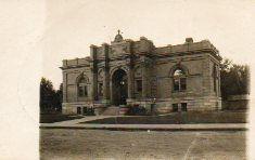 RPPC of Beatrice, NE Canegie library