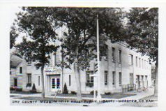Day Co. Museum and library, housed in city hallWebster, SD