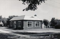 Heiserman Library of W. Union, IA