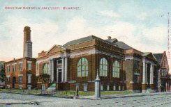 North Milwaukee Library and Natatorium.