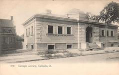 Galliopolis, OH Carnegie library