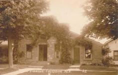 Caledonia, NY public library