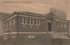 Elmwood Branch Carnegie Library, E. Orange, NJ