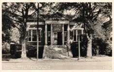 Dawson, GA Carnegie library, Type A style