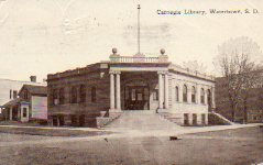 Watertown, SD Carnegie library