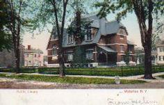 Waterloo, NY public library