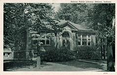 Hebron, IN Carnegie library